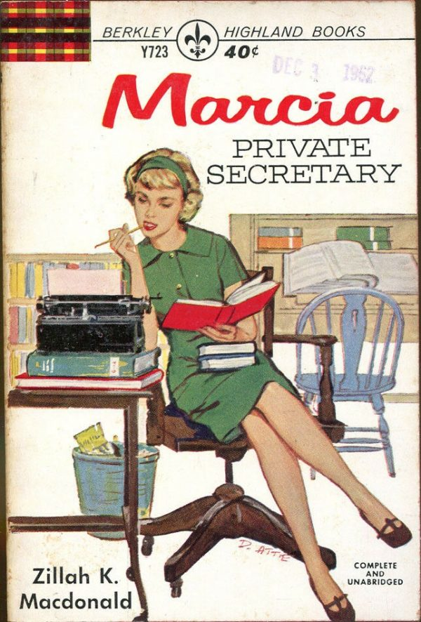Berkly Highland Paperback-1962