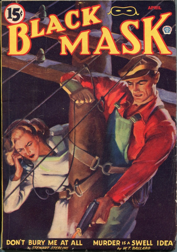 Black Mask April 1942