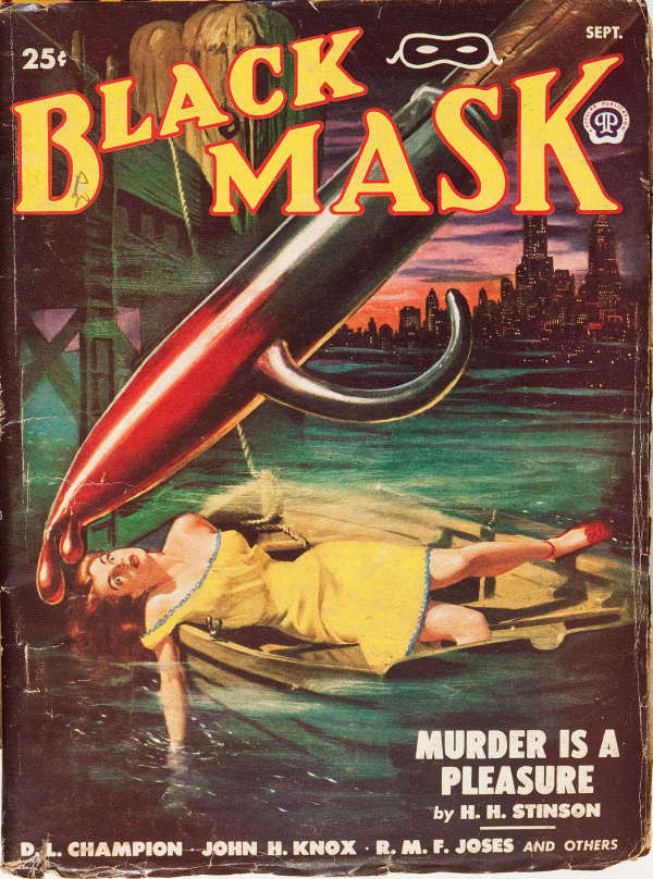 Black Mask September 1948