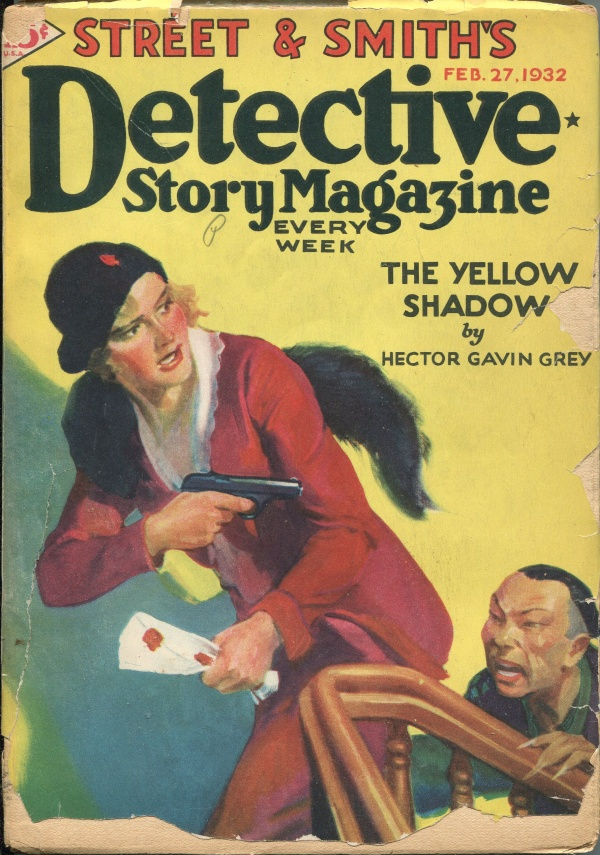Detective Story, February 27 1932