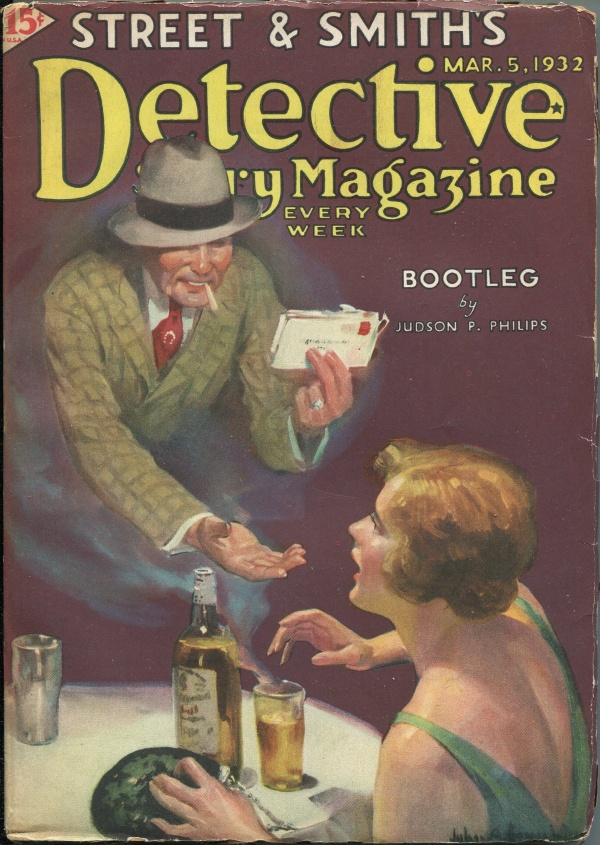 Detective Story March 5 1932