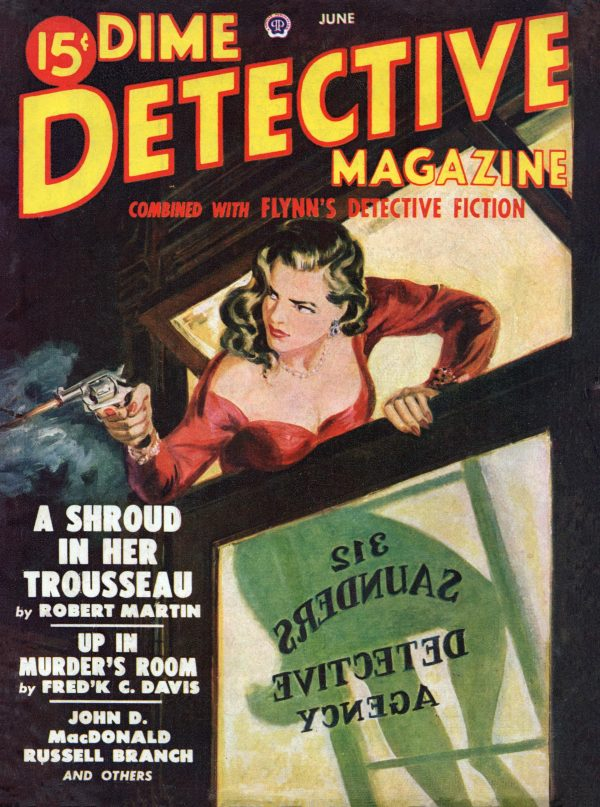 Dime Detective June 1949