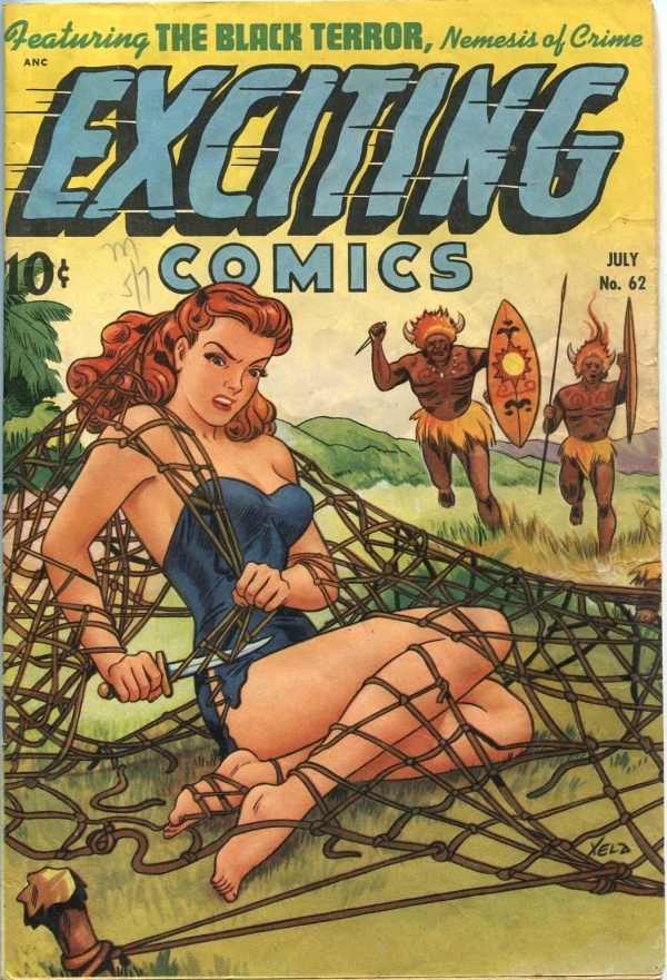 Exciting Comics July 1948