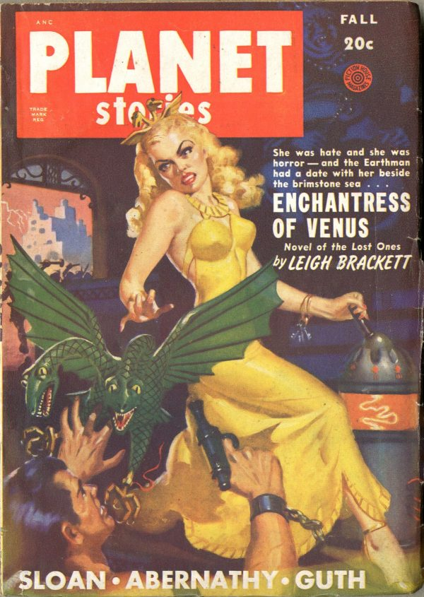 Fall 1949 Planet Stories