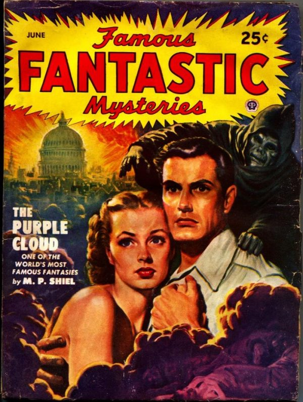 Famous Fantastic Mysteries June 1949
