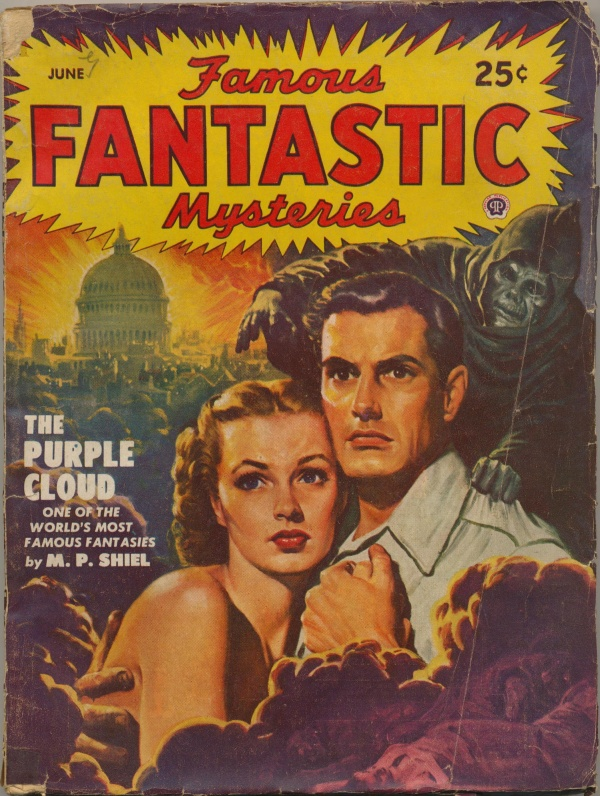 Famous Fantastic Mysteries, June 1949