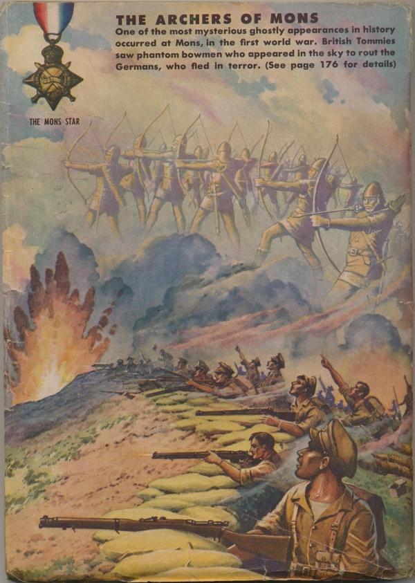 Fantastic Adventures, December 1947 Back