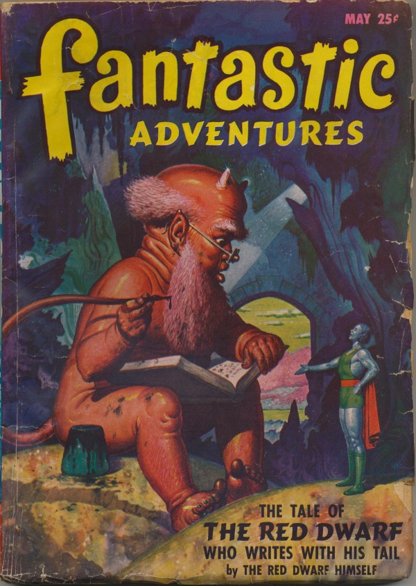 Fantastic Adventures, May 1947