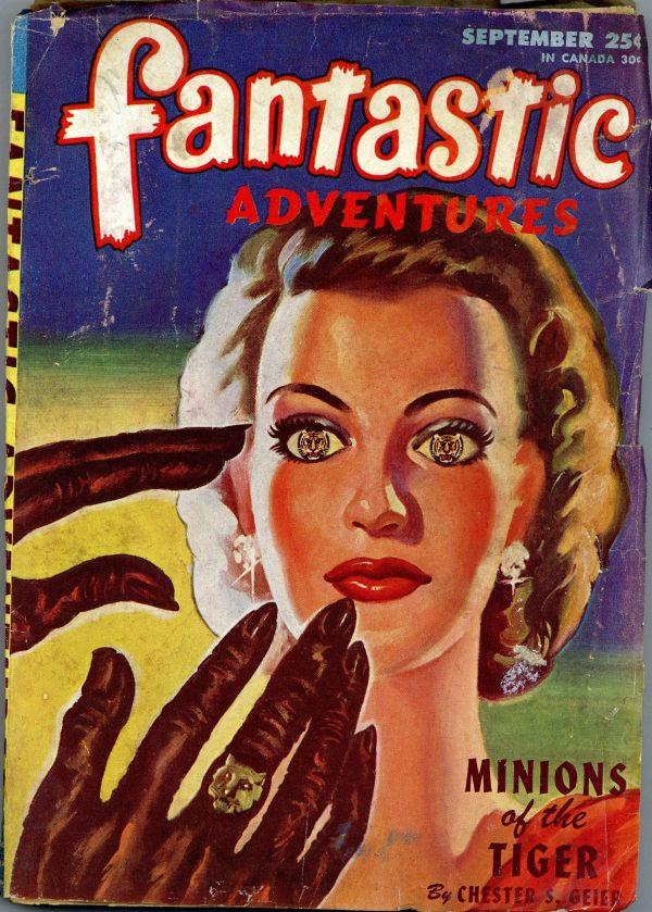Fantastic Adventures Sep 1946