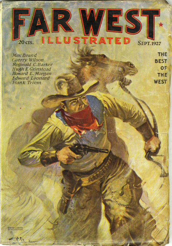 Far West Illustrated September 1927
