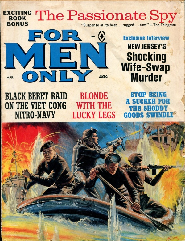 For Men Only April 1967