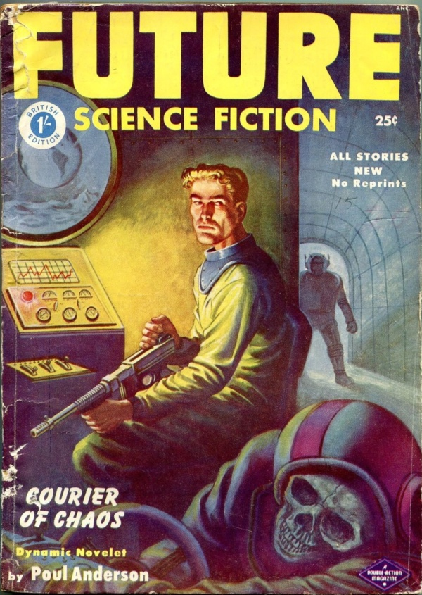 Future Science Fiction March 1953