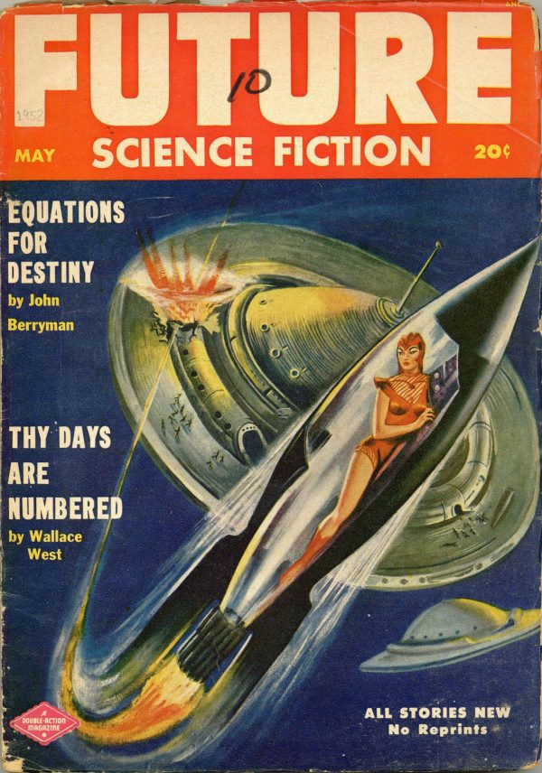Future Science Fiction May 1952