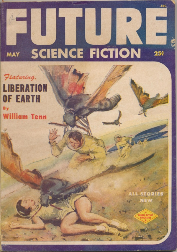 Future Science Fiction, May 1953