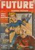 Future Science Fiction Stories, January 1952 thumbnail