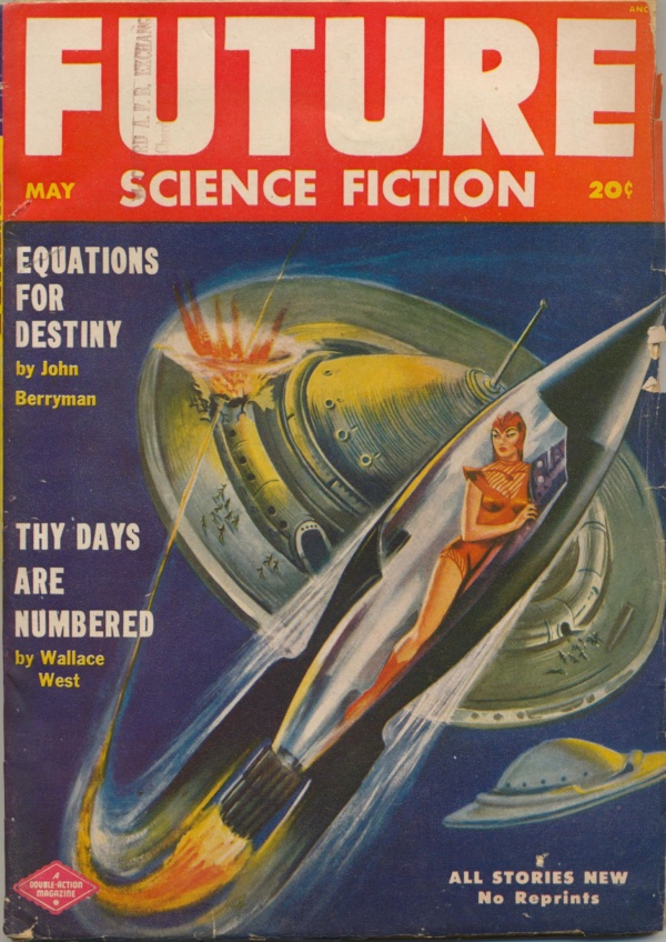 Future Science Fiction Stories, May 1952