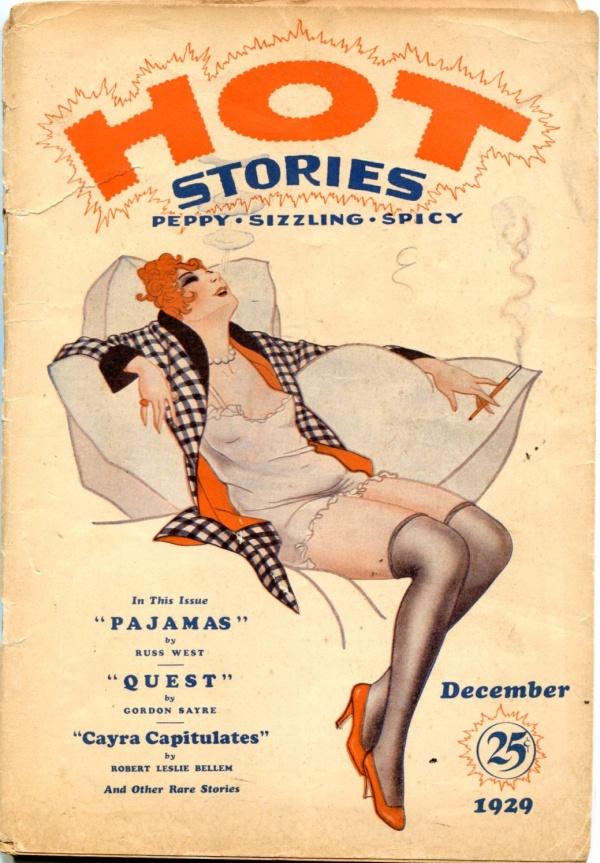 Hot Stories December 1929