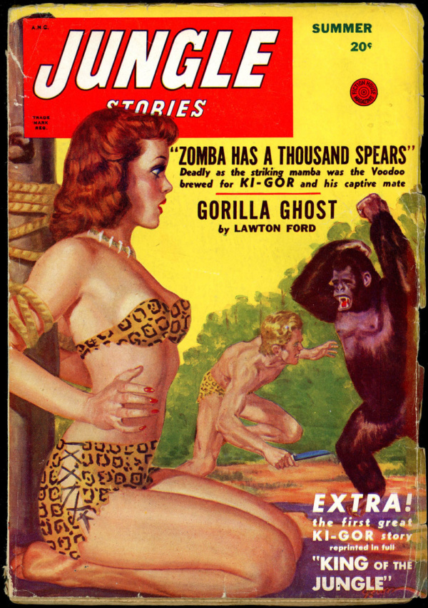 JUNGLE STORIES. Summer, 1948