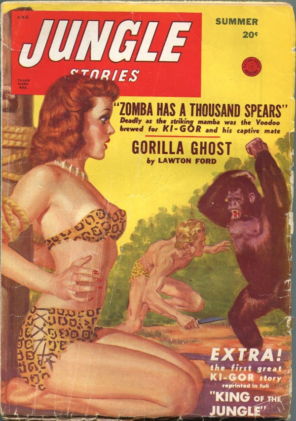 Jungle Stories Summer 1948