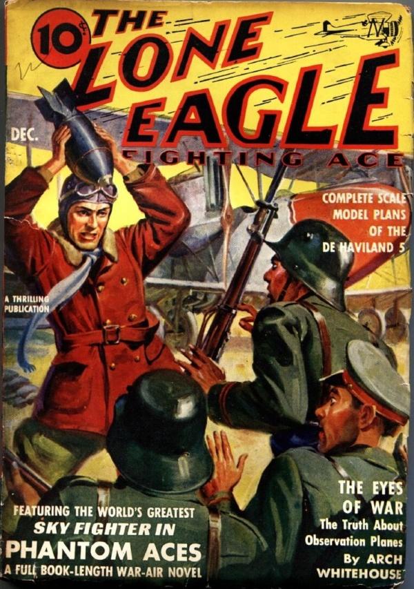 Lone Eagle December 1939