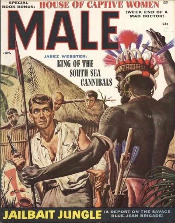 Male January 1957