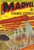 Marvel Science Stories, February 1939 thumbnail