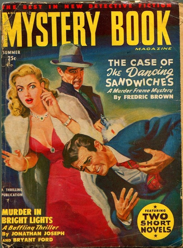 Mystery Book Summer 1950