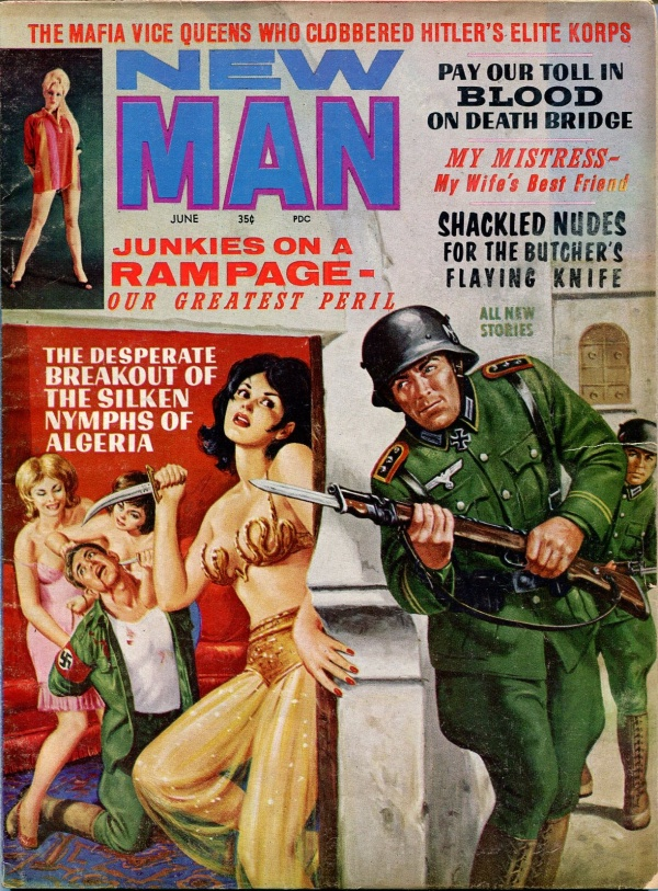 New Man June 1963