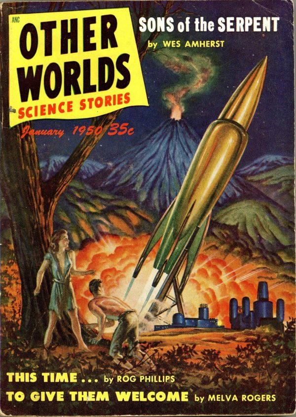 Other Worlds January 1950
