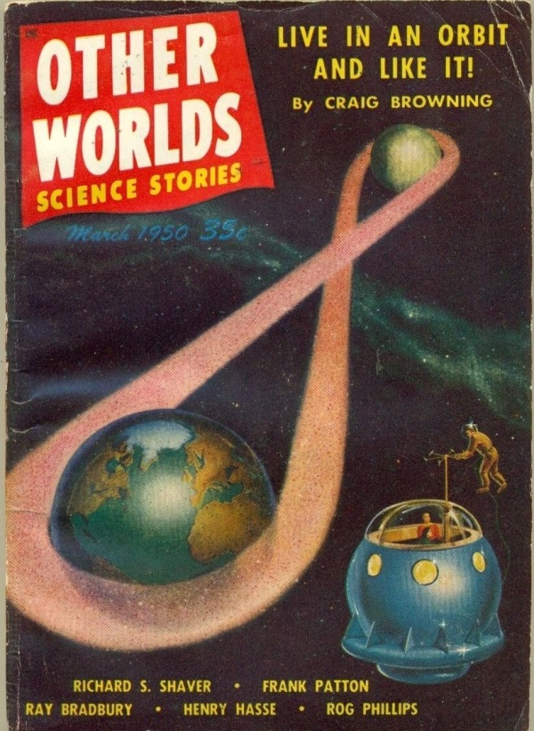 Other Worlds March 1950
