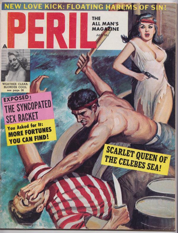 Peril - July 1962