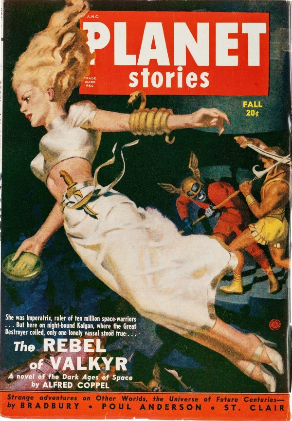 Planet Stories Magazine Fall 1950