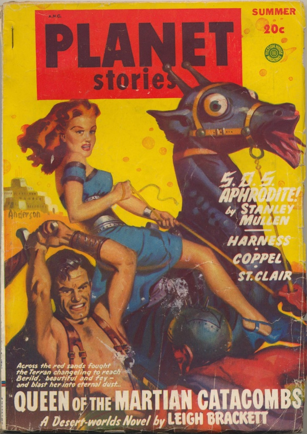 Planet Stories Summer 1949