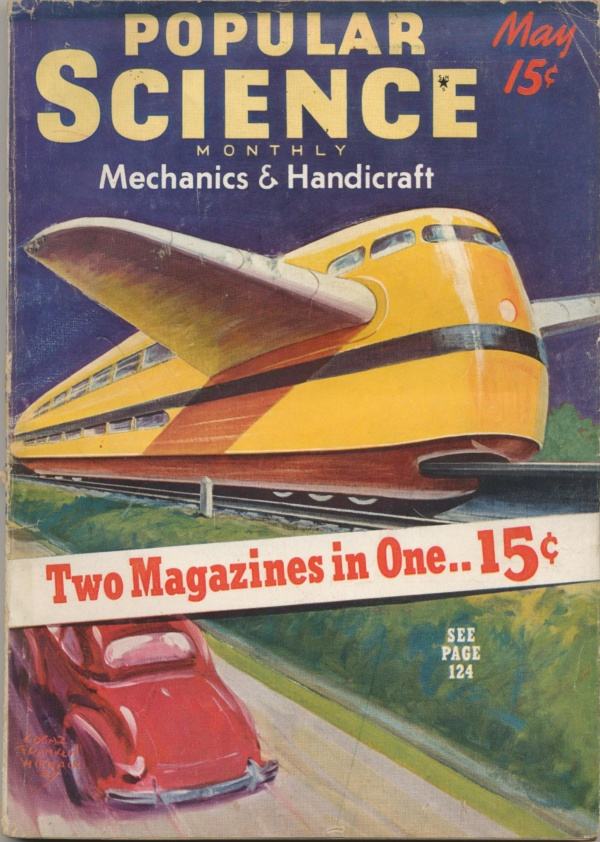 Popular Science May 1939