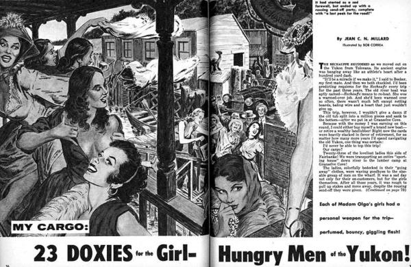 Real Men November 1958 (1)