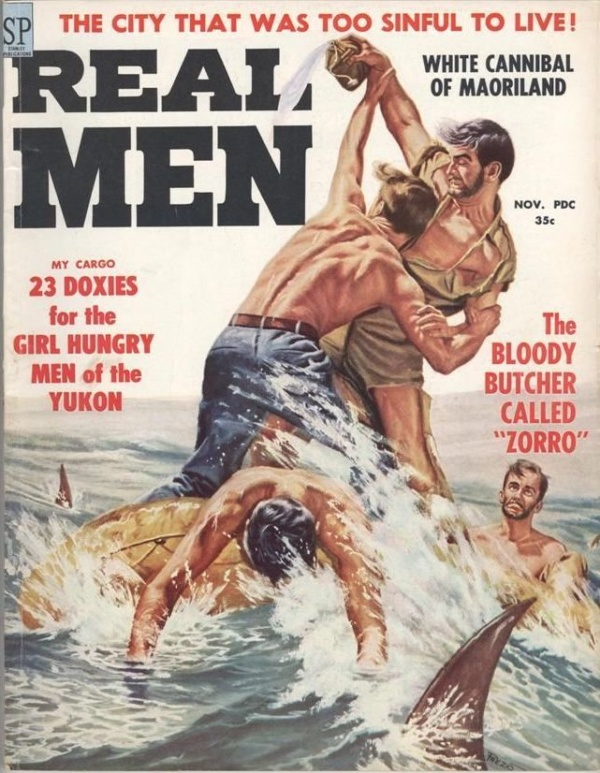 Real Men from November 1958