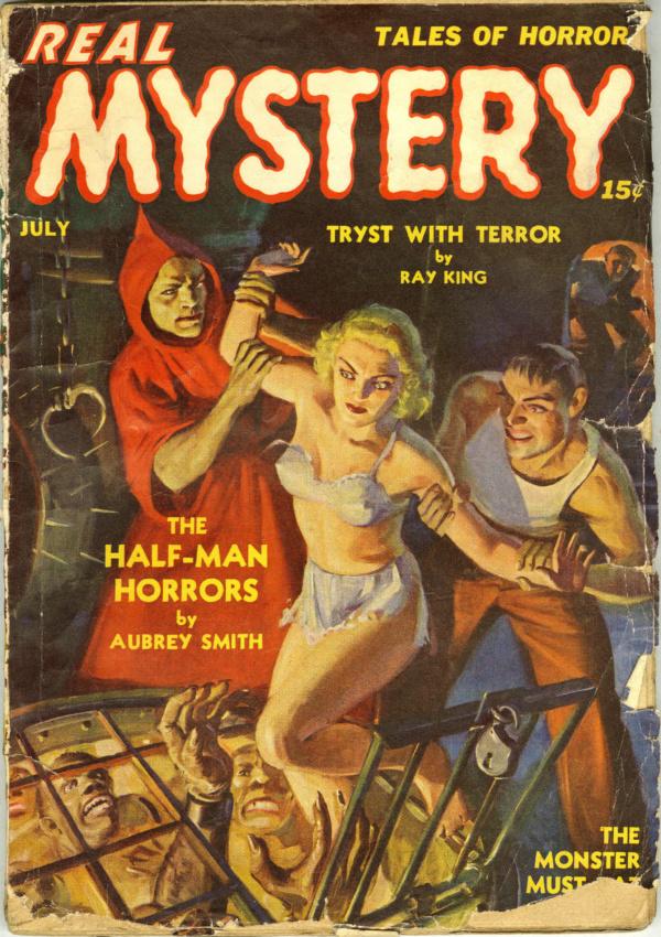Real Mystery V1#2 July 1940