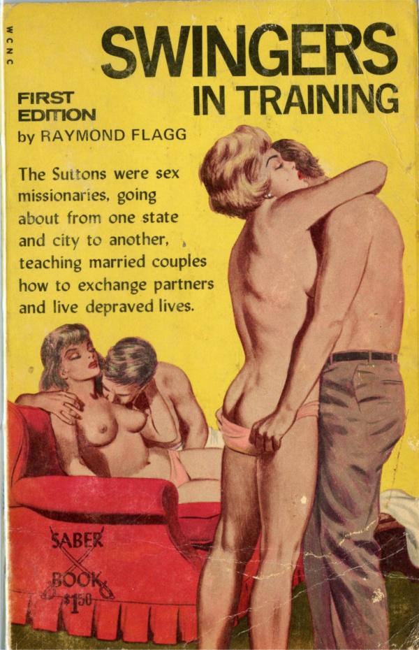 Saber Books SA-193 1970