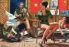 Saigon Sally's Sin Barracks, For Men Only magazine cover, May 1965 thumbnail