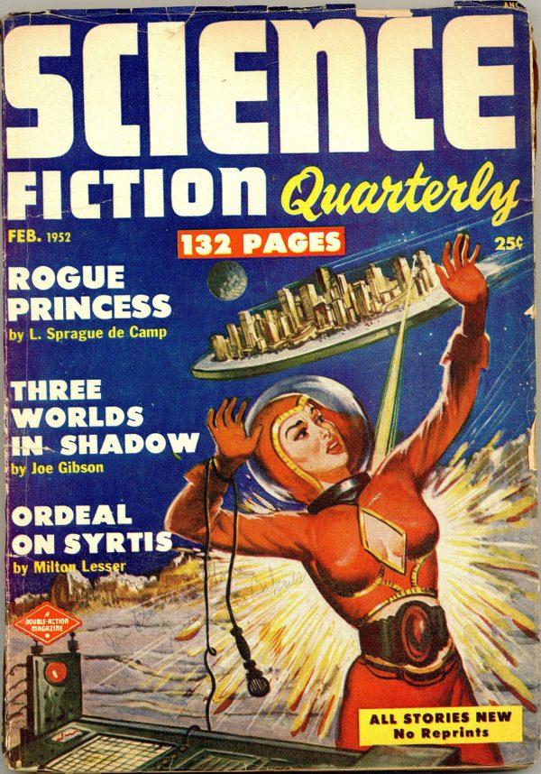 Science Fiction Quarterly, Feb 1952