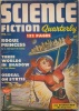 Science Fiction Quarterly, February 1952 thumbnail