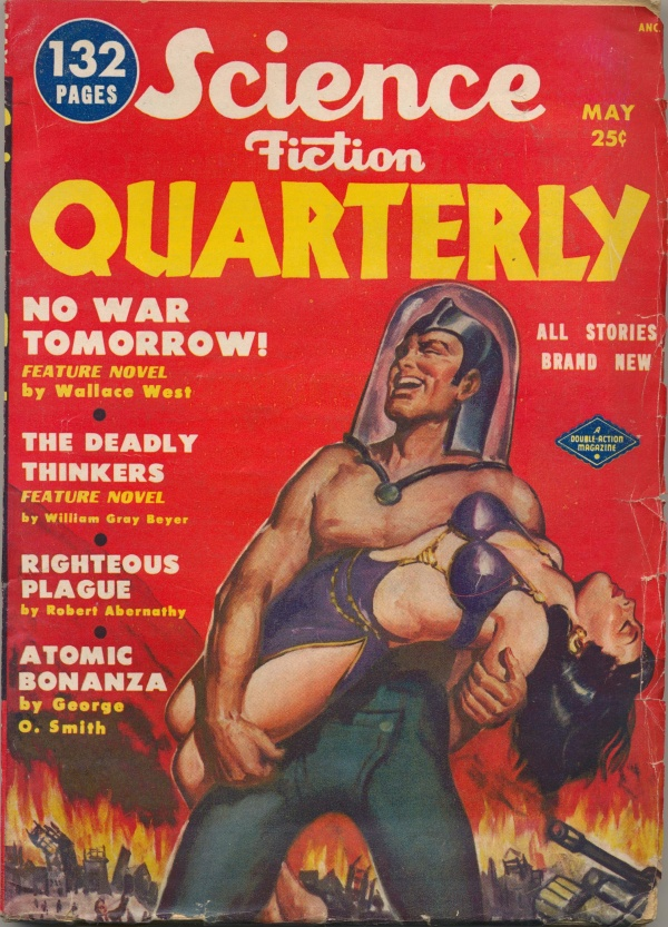 Science Fiction Quarterly, May 1951