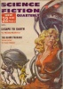Science Fiction Quarterly, November 1957 thumbnail