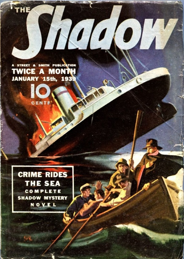 Shadow January 15 1939