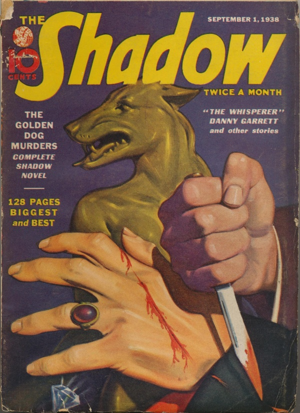 Shadow Magazine Vol 1 #157 September, 1938