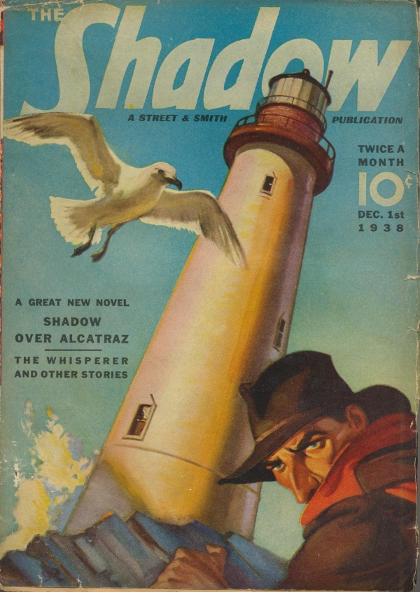Shadow Magazine Vol 1 #163 December, 1938