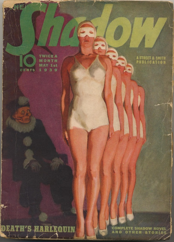 Shadow Magazine Vol 1 #173 May, 1939