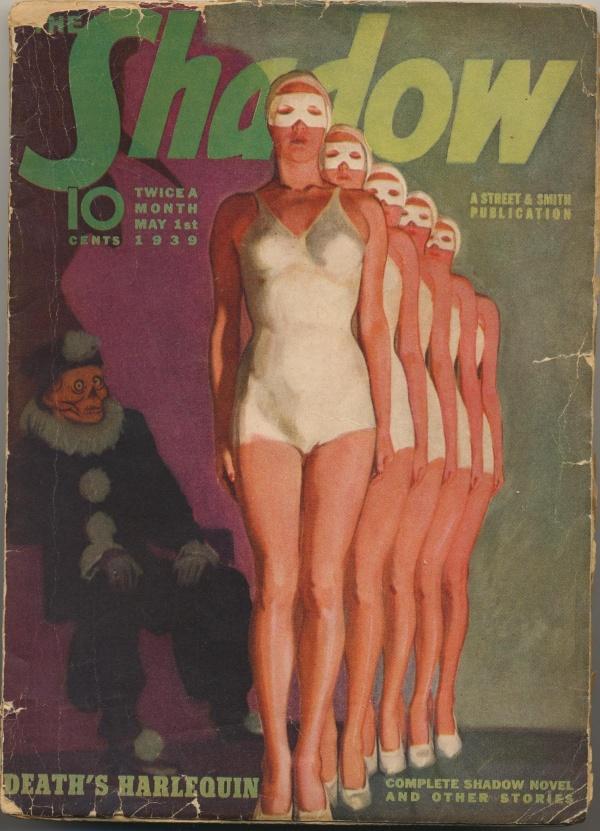 Shadow Magazine Vol 1 #173 May, 1939