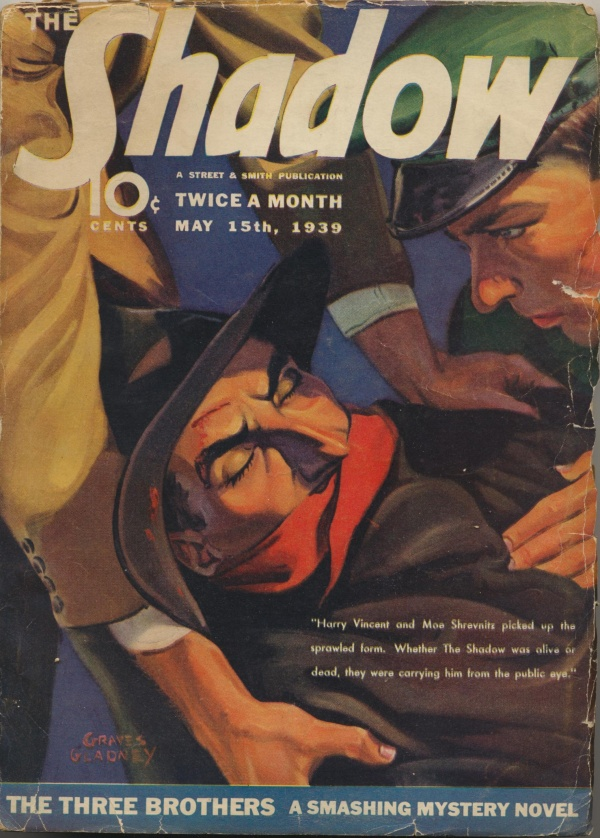 Shadow Magazine Vol 1 #174 May, 1939