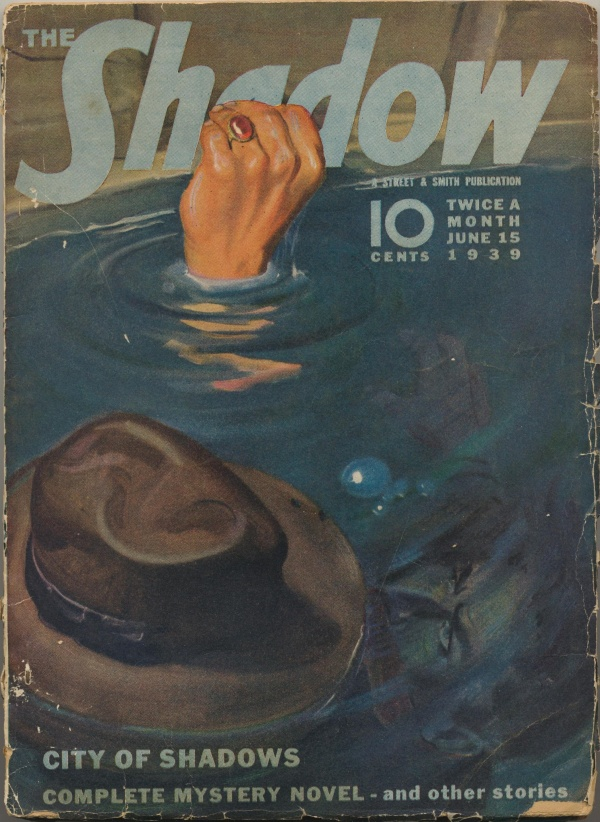 Shadow Magazine Vol 1 #176 June, 1939
